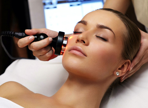 Electrotherapy Beauty Treatment